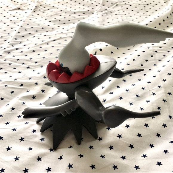 Pokemon Jakks Pacific Darkrai Figure
